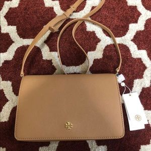 NWT Tory Burch Emerson Combo Crossbody